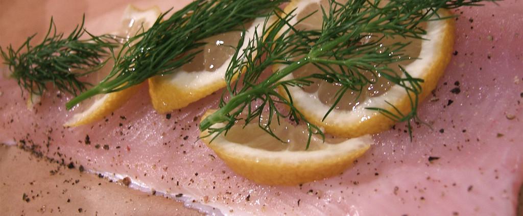 Receta de salmón en papillote con verduras