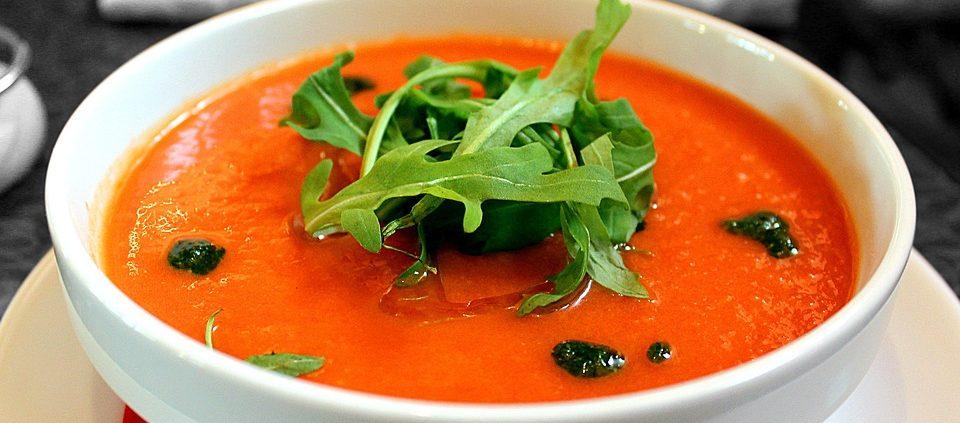 ¿En qué se diferencian el gazpacho y el salmorejo?