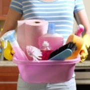 limpieza a fondo del hogar