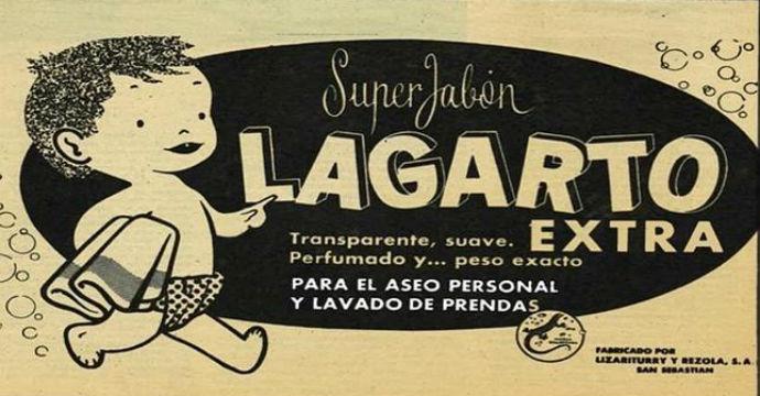 Jabón Lagarto