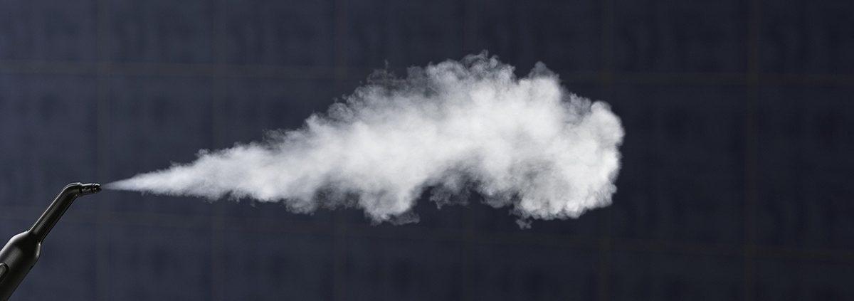 ventajas de la limpieza a vapor
