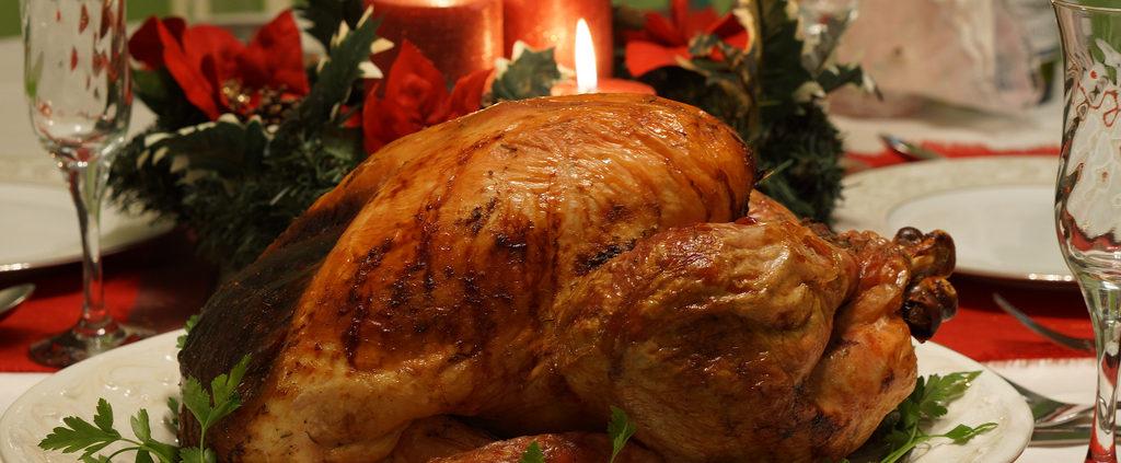 Receta de Navidad: Pavo relleno