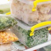 Cómo congelar frutas y verduras (bien) y cuáles no se pueden congelar